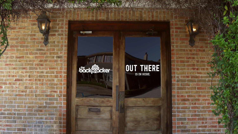 BCK: Front Door Mockup