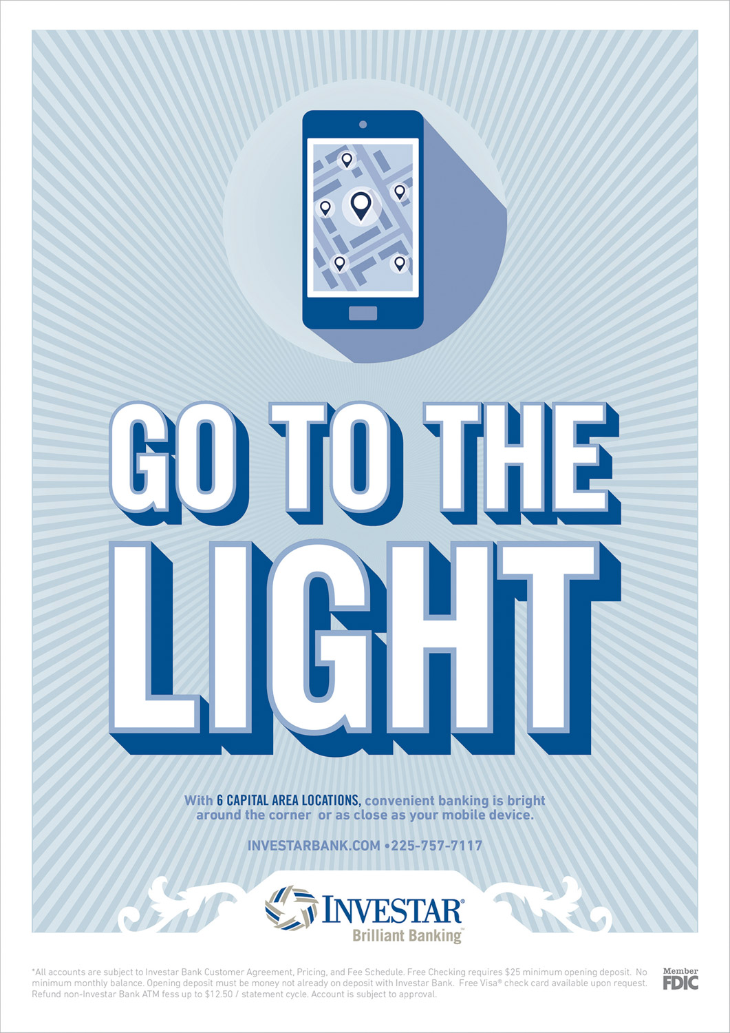 INV: Print Ad — Go to the Light