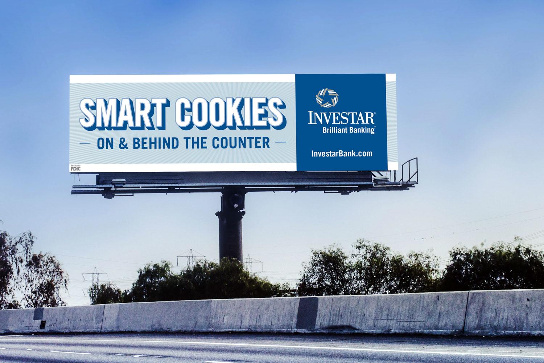 INV: Billboard — Smart Cookies Mockup