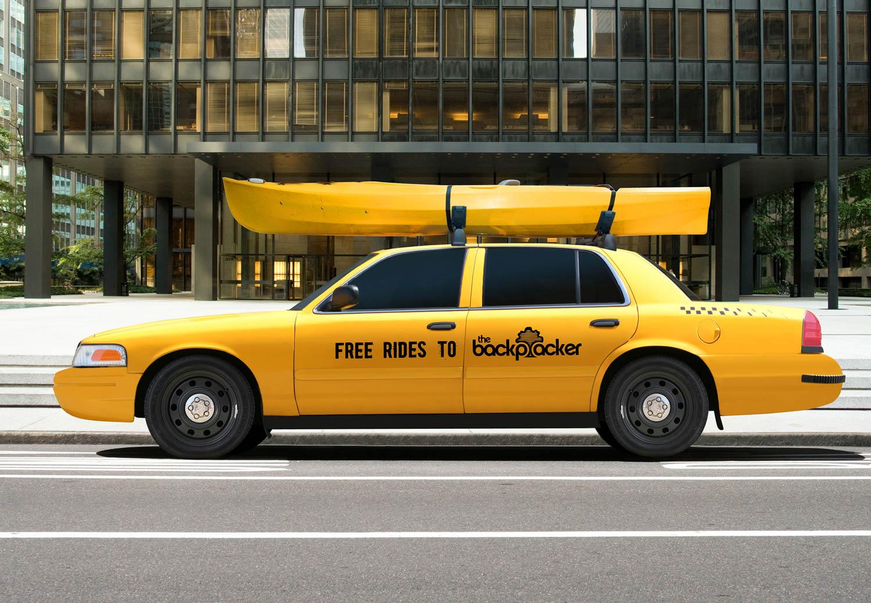 BCK: Taxi Mockup