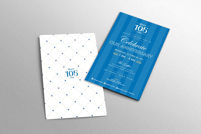 HAS: 105 Invite