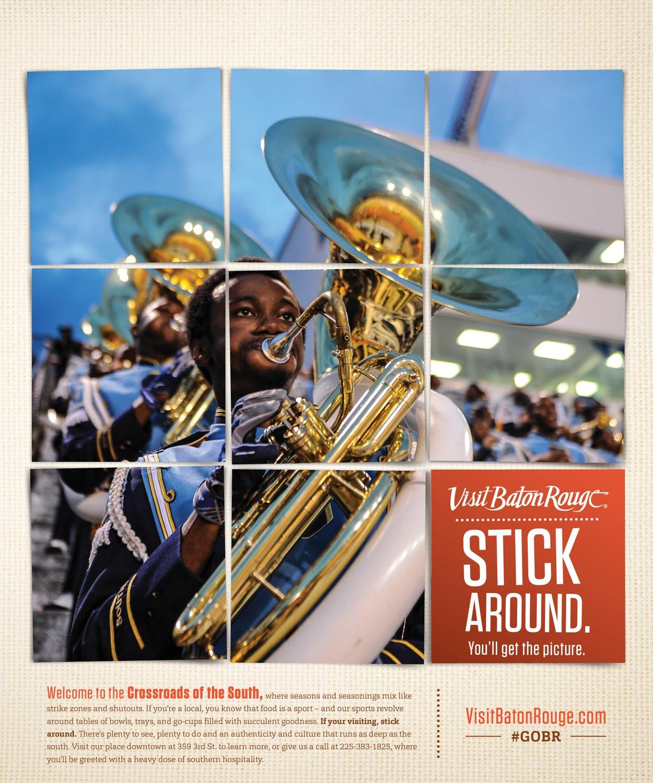 VBR: Ad — Southern University Band