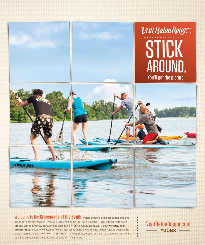 VBR: Ad — Paddleboarding