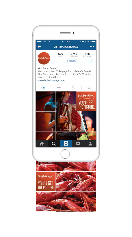 VBR: Instagram Mockup 2