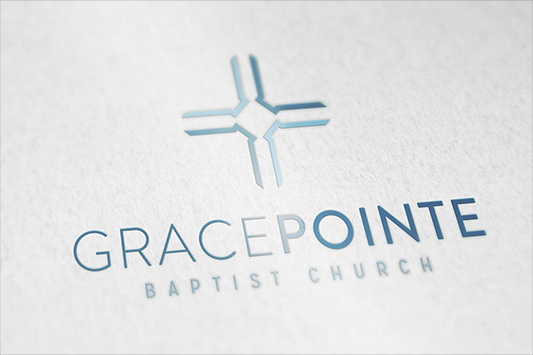 GracePointe Baptist Church Branding