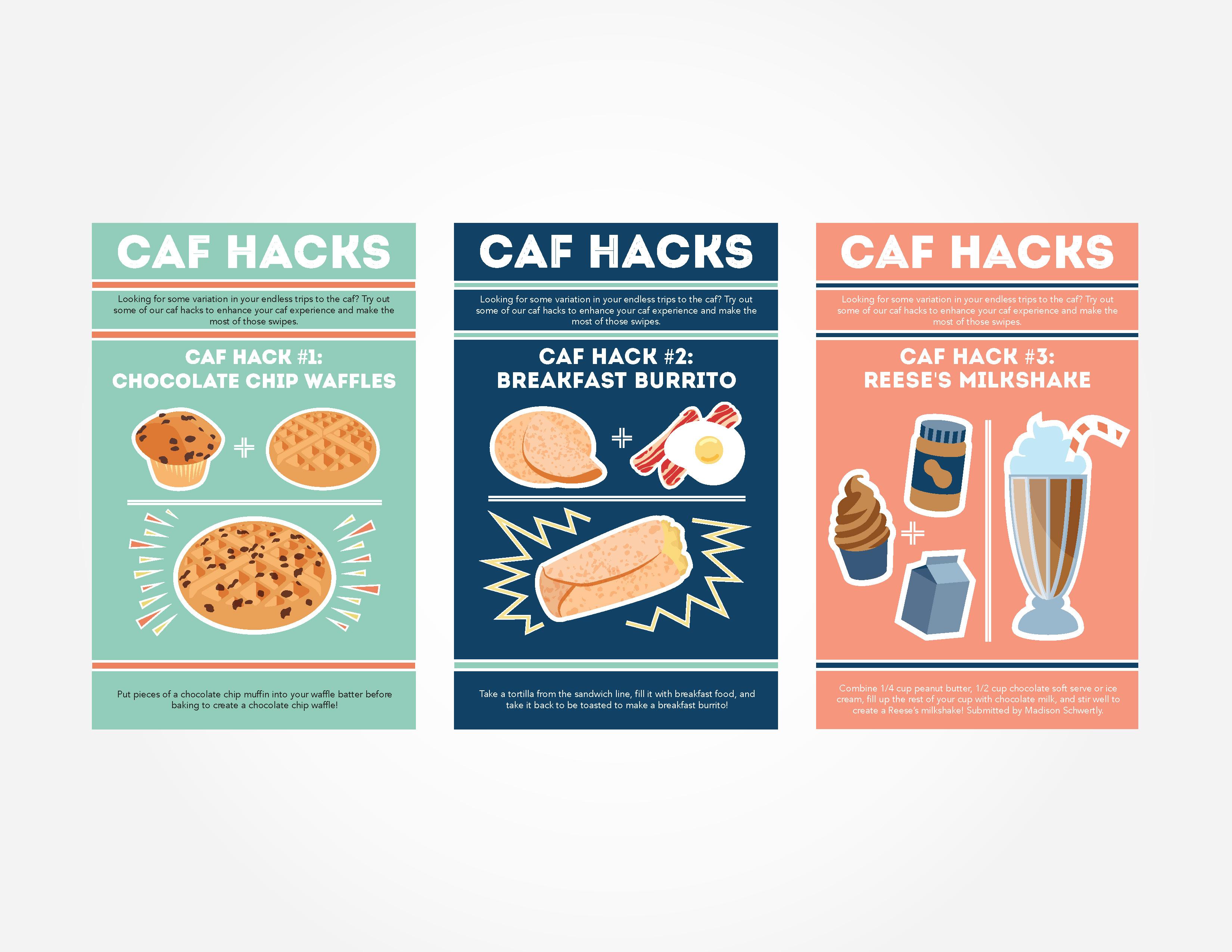 Bison Newspaper Infographics Caf Hacks