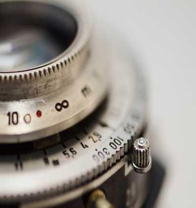 Fotografie lens