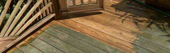 Deck cleaning services in Allentown PA