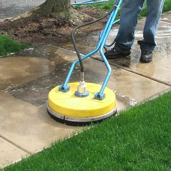 Eco-friendly power washing in Lehigh Valley
