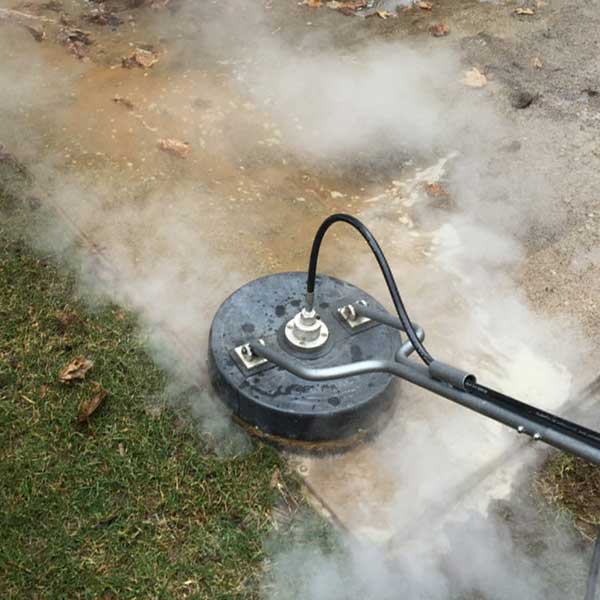 Experience with pressure washing even the worst surfaces imaginable