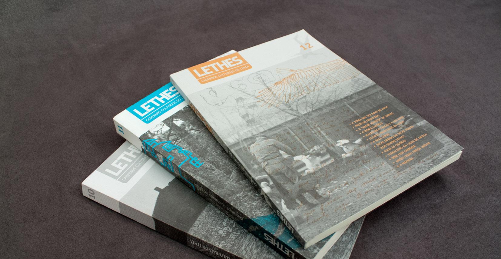 Proxecto Editorial Lethes 11