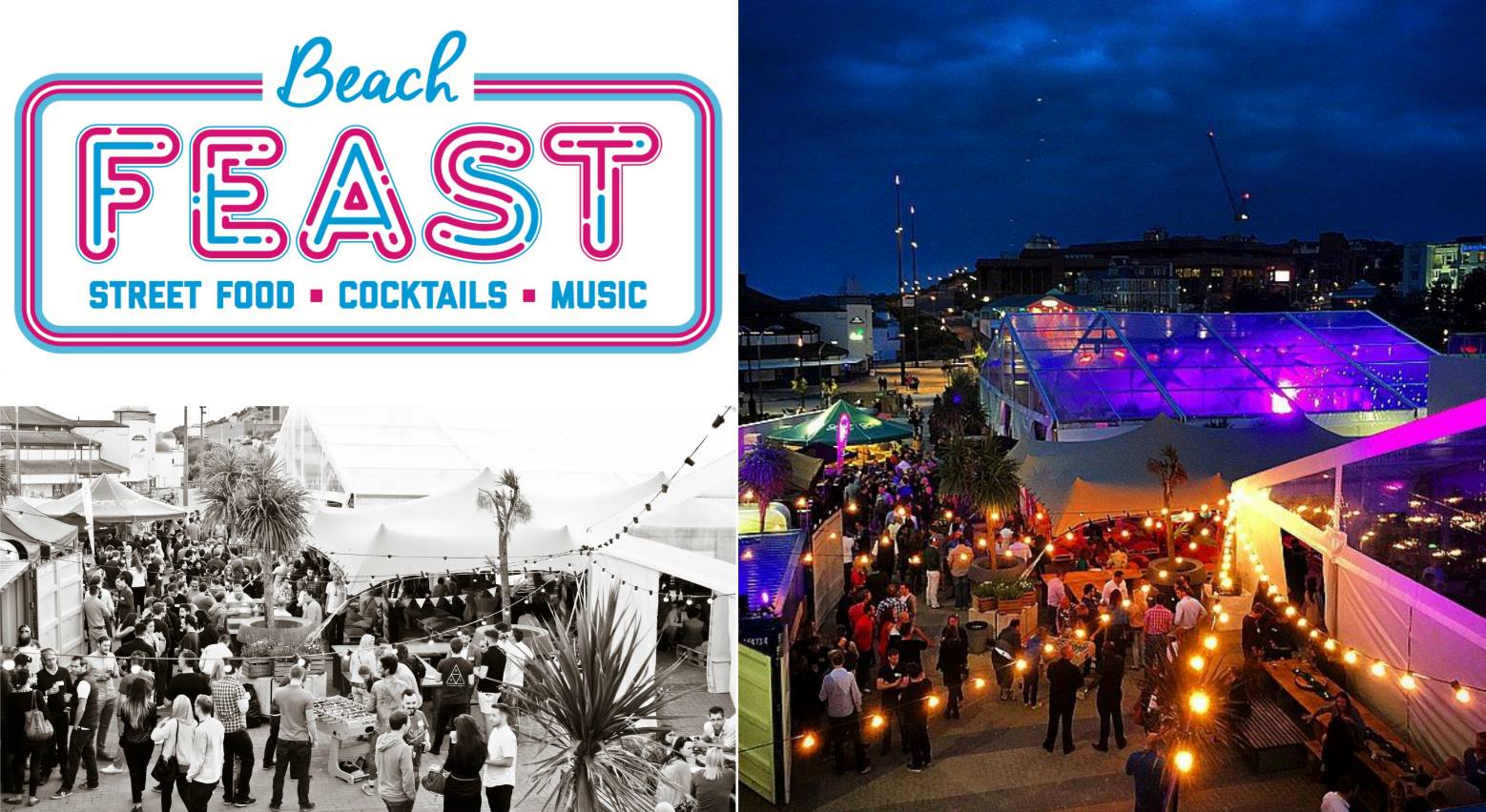 Beach Feast - Street Food, Cocktails & Music
