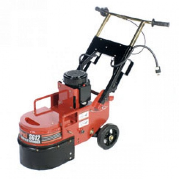 Concrete Floor Grinder, Electric