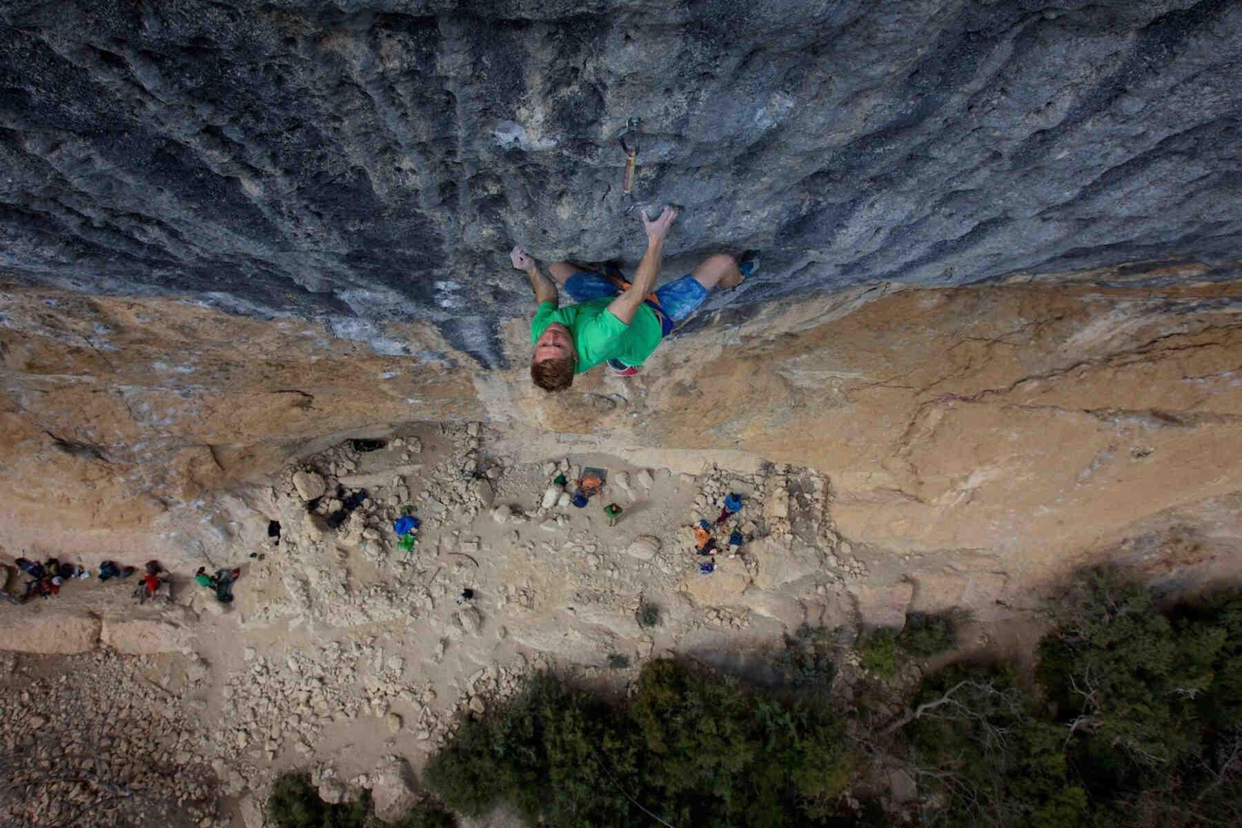 Magnus Midtbø - FrictionLabs Rock Climbing Chalk Pro Athlete