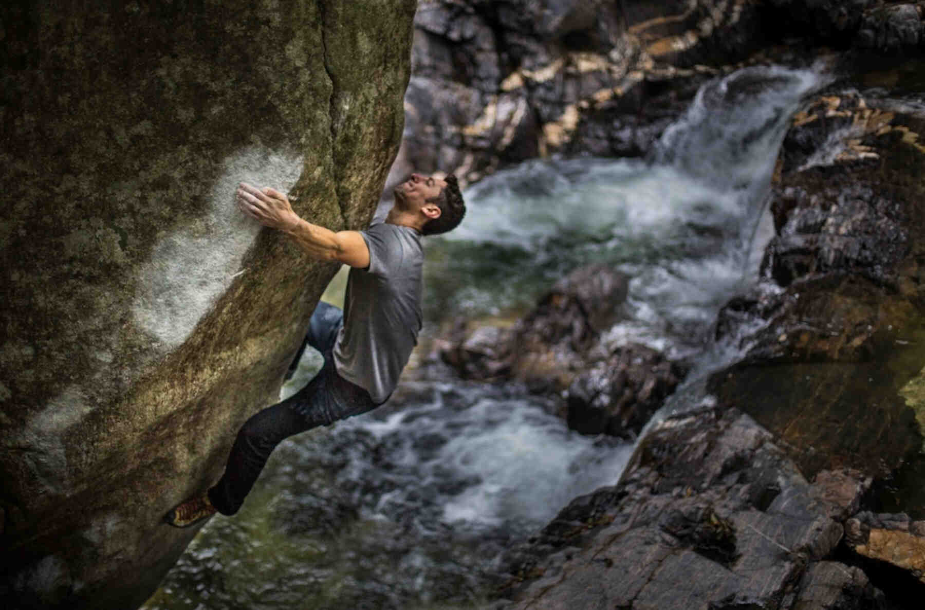 Jon Glassberg - FrictionLabs Rock Climbing Chalk Pro Athlete