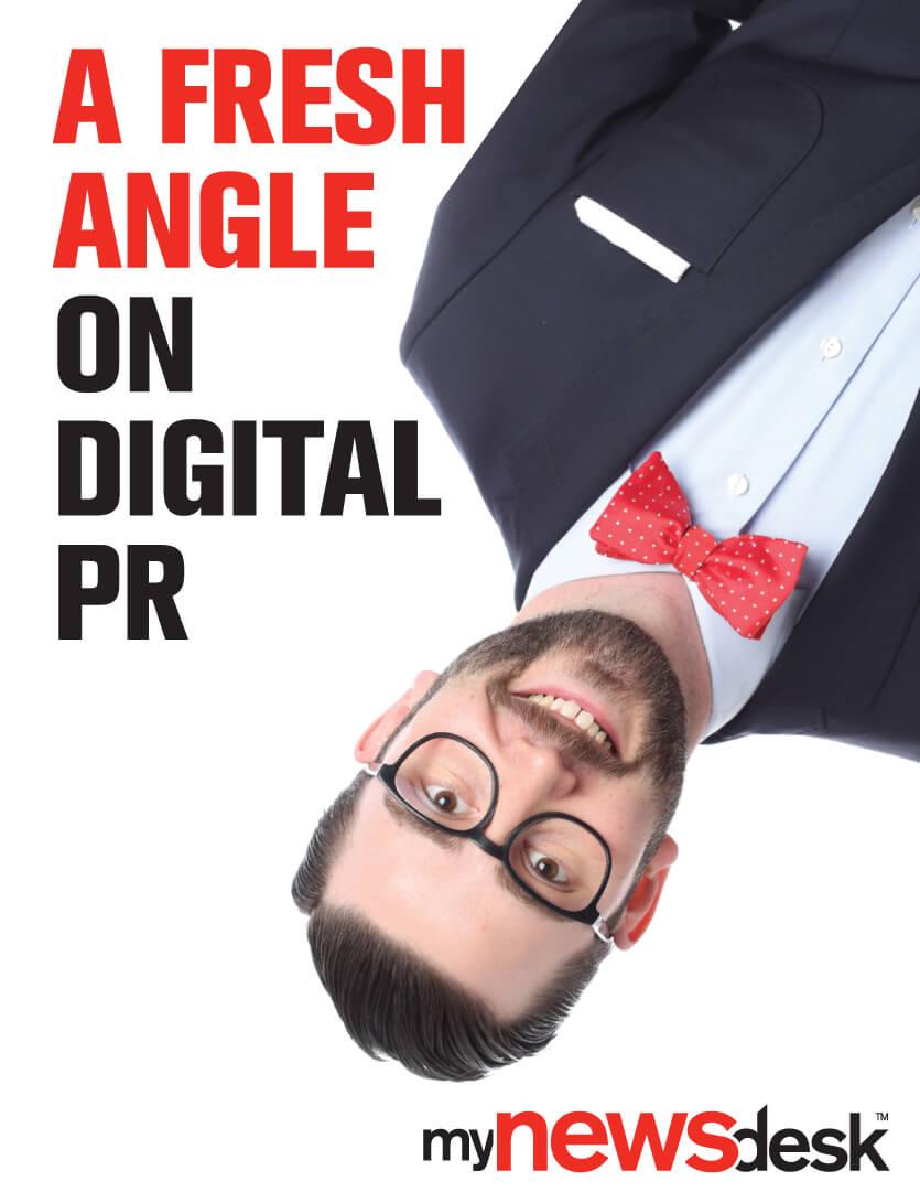 Mynewsdesk ad