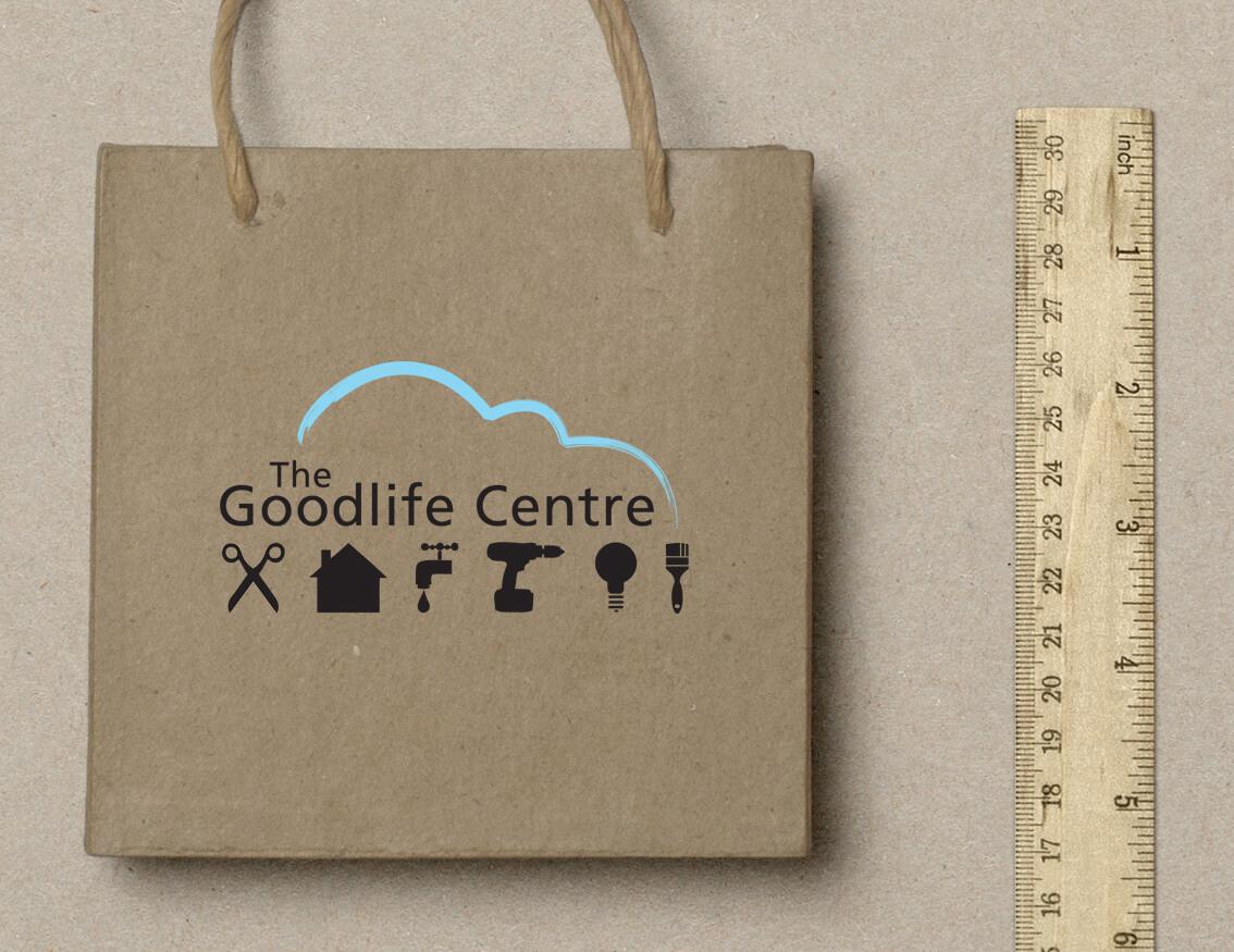 The Goodlife Centre branding