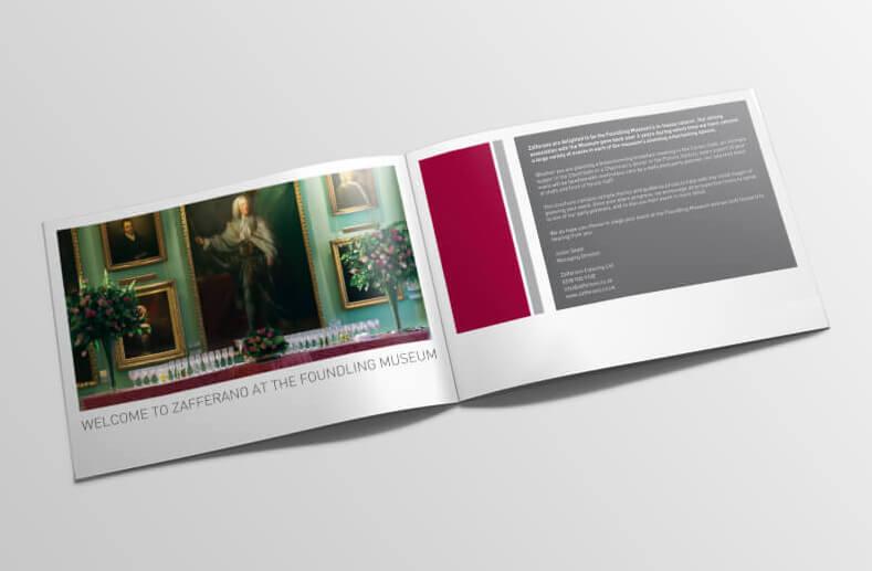 Zafferano brochure