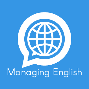 Managing English
