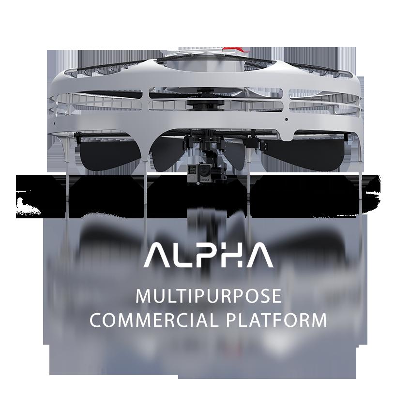 ALPHA Multipurpose Commercial UAV