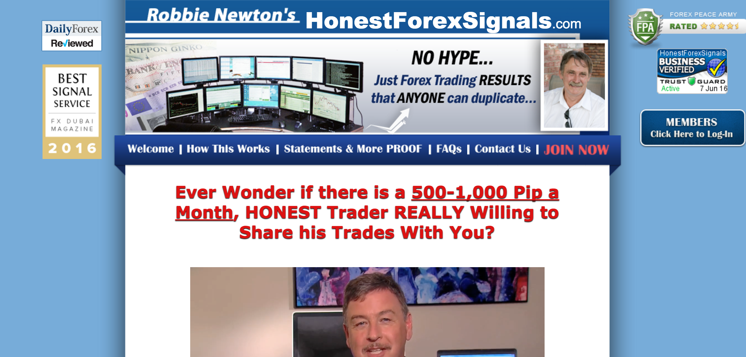 Best forex signals provider review
