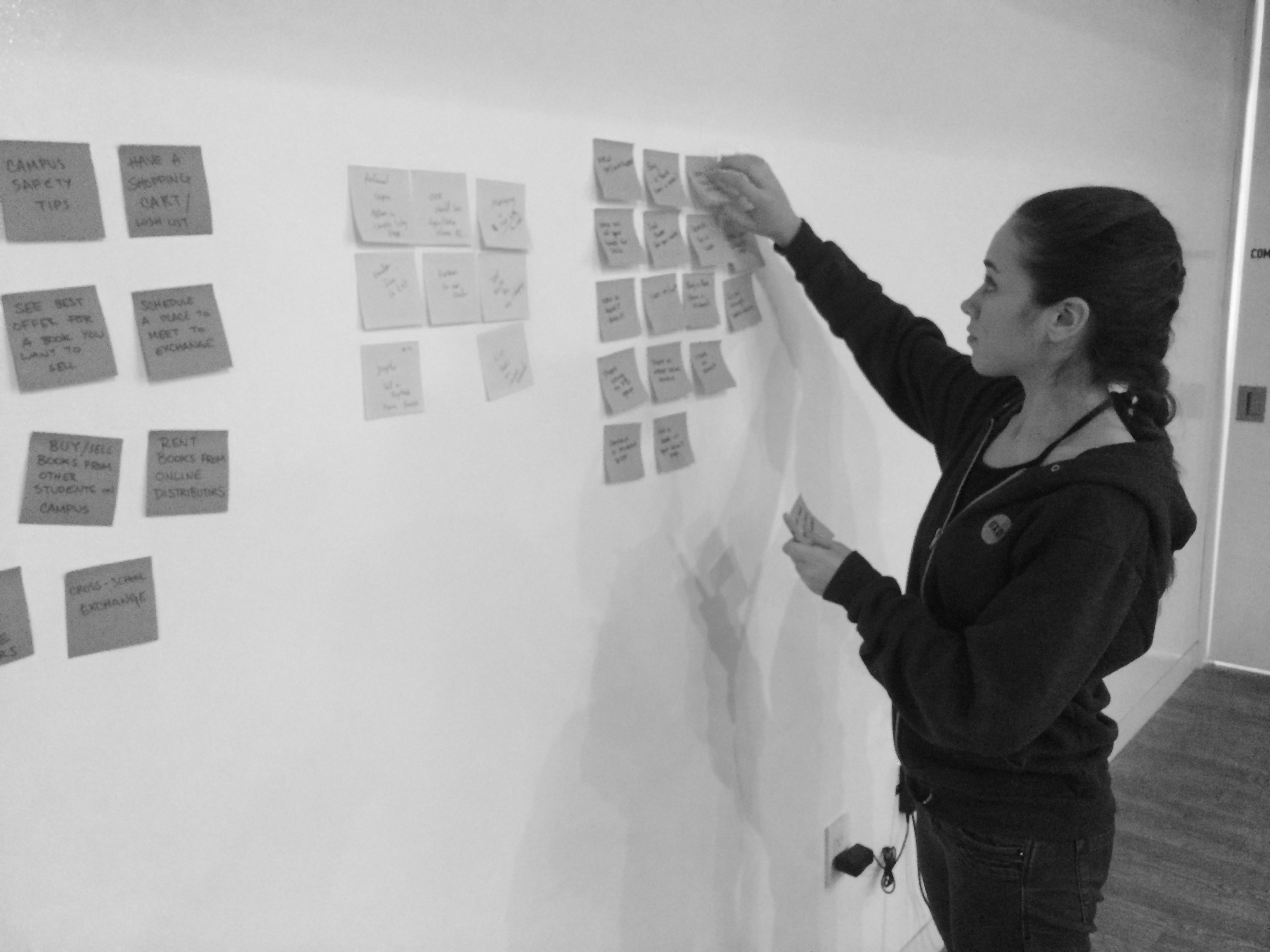 Carly Affinity Mapping