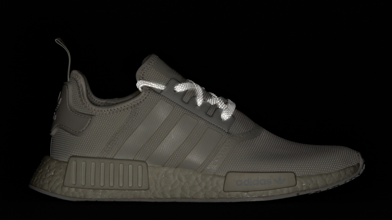 "f7d93a1611e Foot Locker Just Dropped adidas NMD R1 ""Cream Colorway"