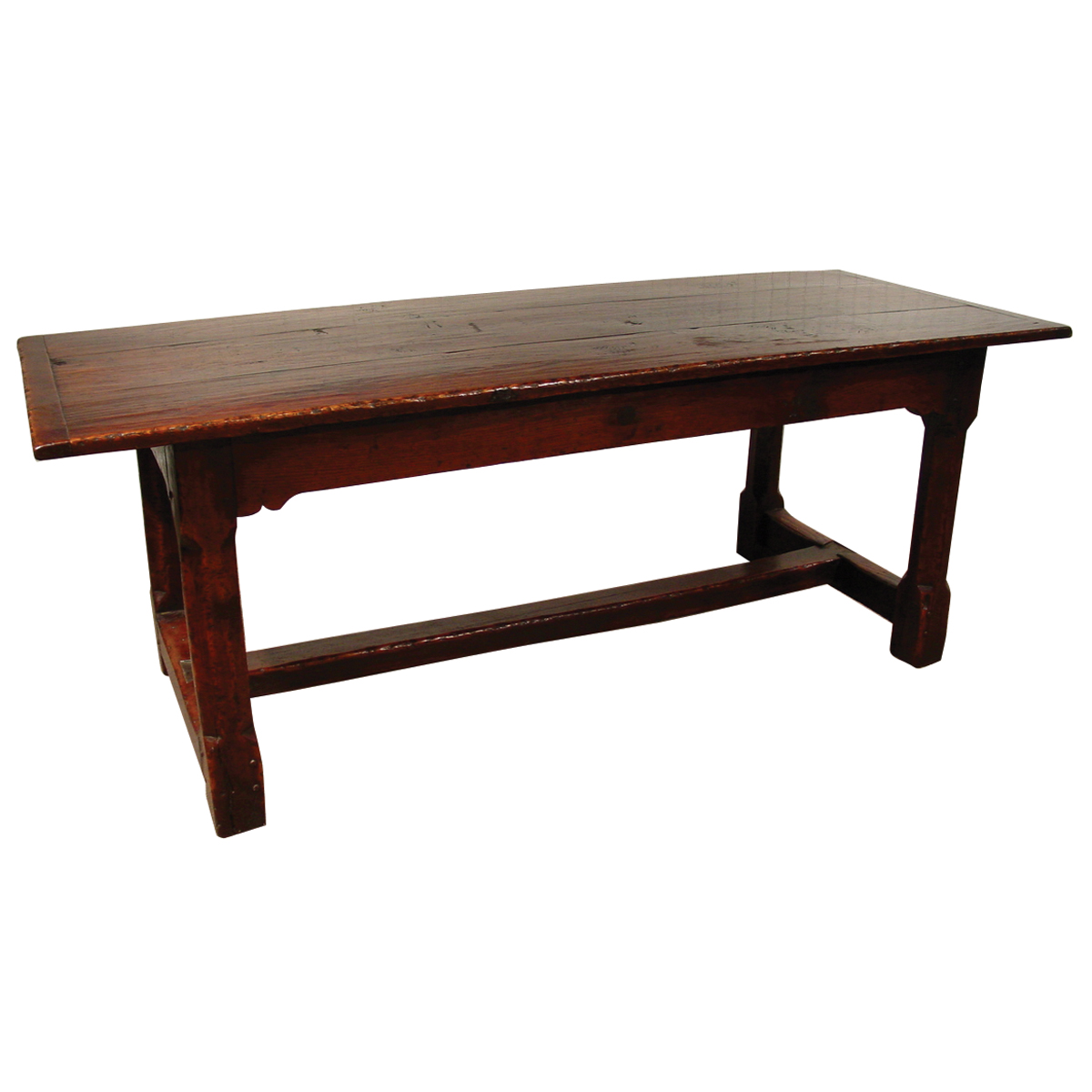 Rustic Oak finish narrow refectory table : 58ae0ce85e09c7280ab5078912294table from englishmans.webflow.io size 1200 x 1200 jpeg 285kB