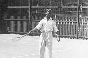 Eddie Jensen c.1930 Rushcutters Bay