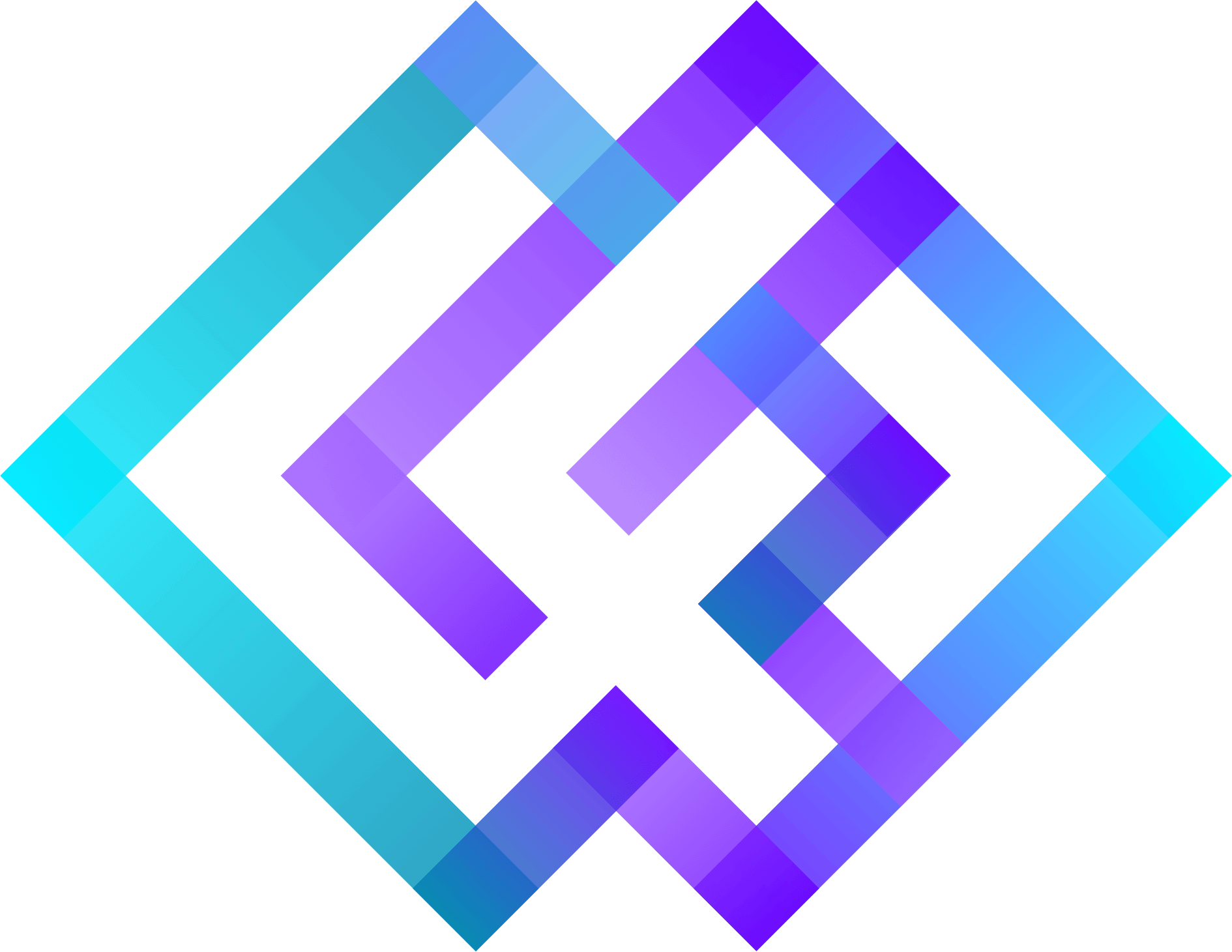 Cloudfusion Icon Logo