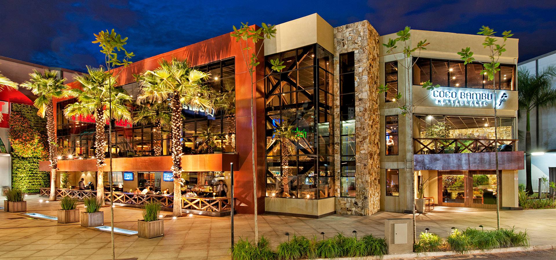 Restaurante Coco Bambu Goiânia