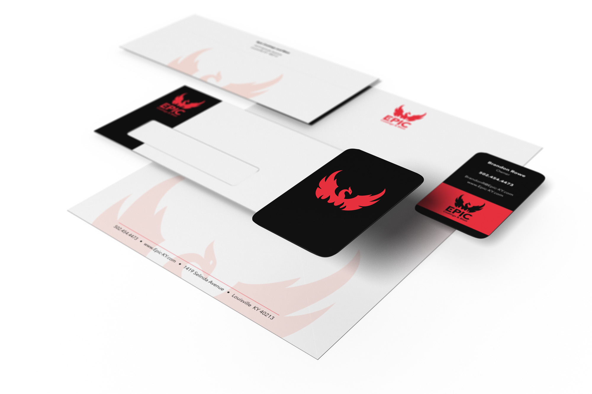 Epic Coatings and Blast Stationery