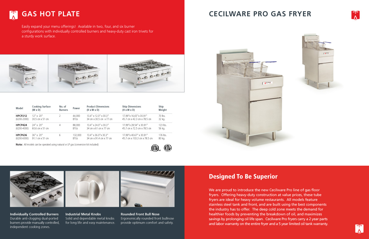 Grindmaster Cecilware Pro Brochure Preview