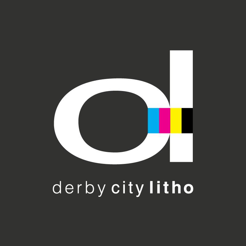 Derby City Litho Logo