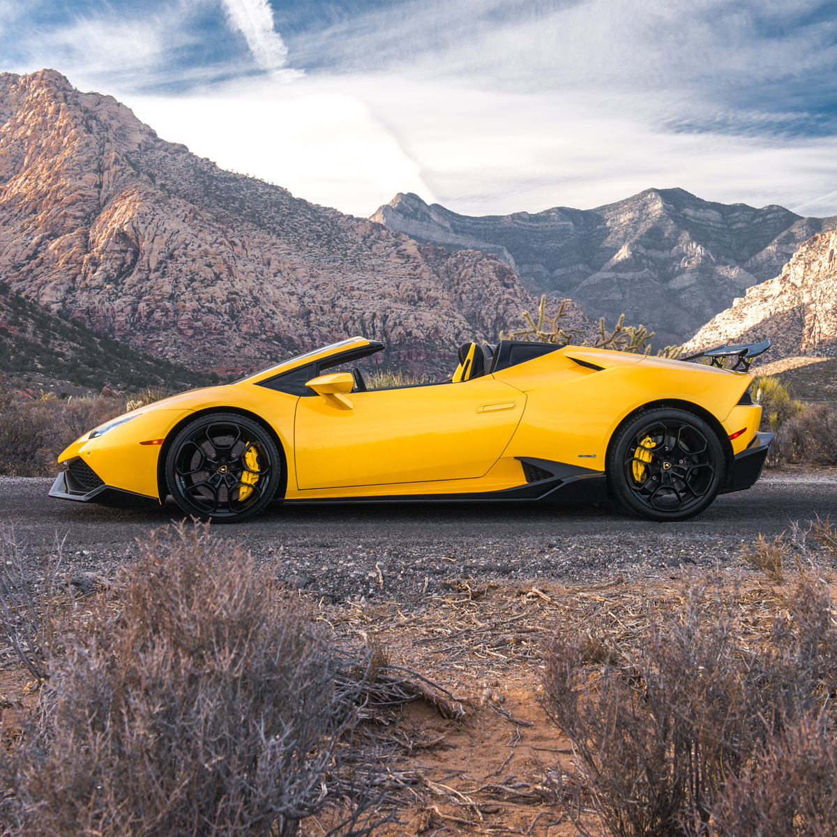 Exotic car rentals las vegas reviews