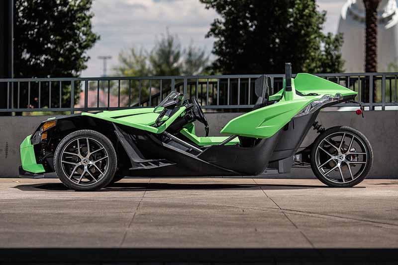 2015 Polaris Slingshot (Green)