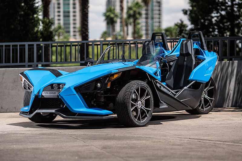 2015 Polaris Slingshot SL (Blue)