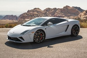 2014 Lamborghini Gallardo LB Edition (White)