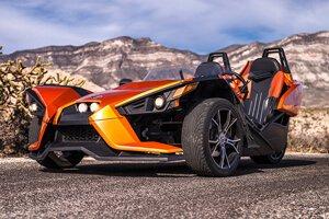 2015 Polaris Slingshot SL (Orange)