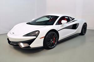 2017 McLaren 570S (White)