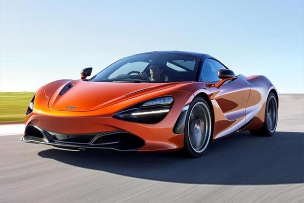 2018 McLaren 720S (Orange)