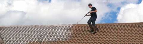 High End roof cleaning in Vero Beach, FL