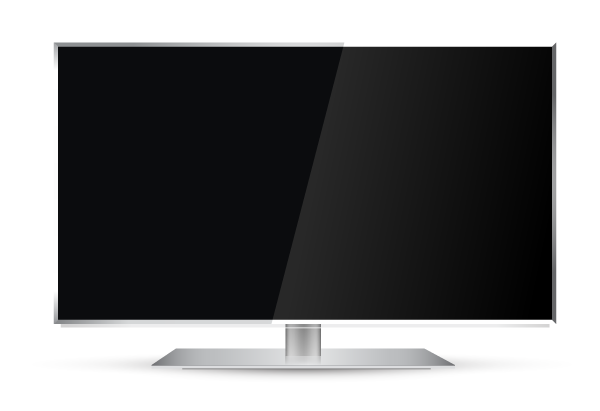 A picture of a TV