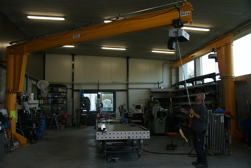 Walter Plasil Werkstatt 1