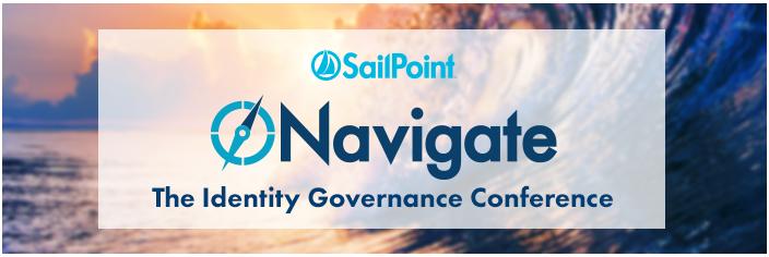 SailPoint Navigate 2016