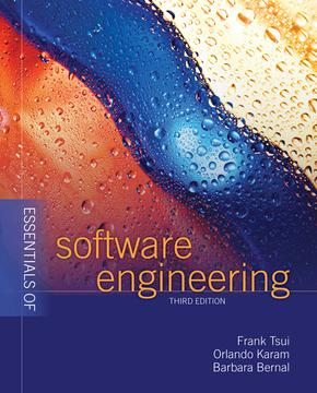 Essentials of Software Engineering, 3rd Edition