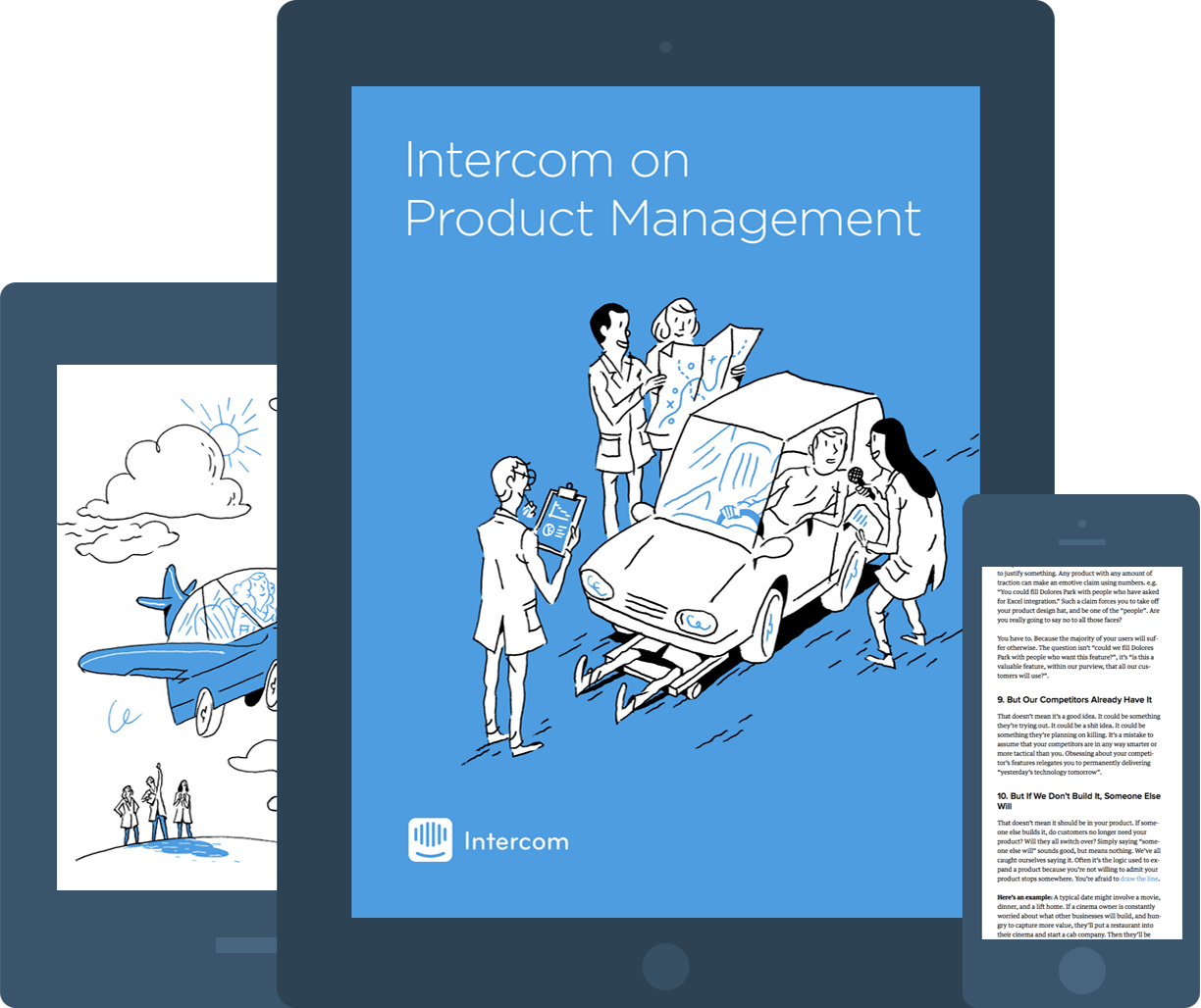 Intercom on Product Management