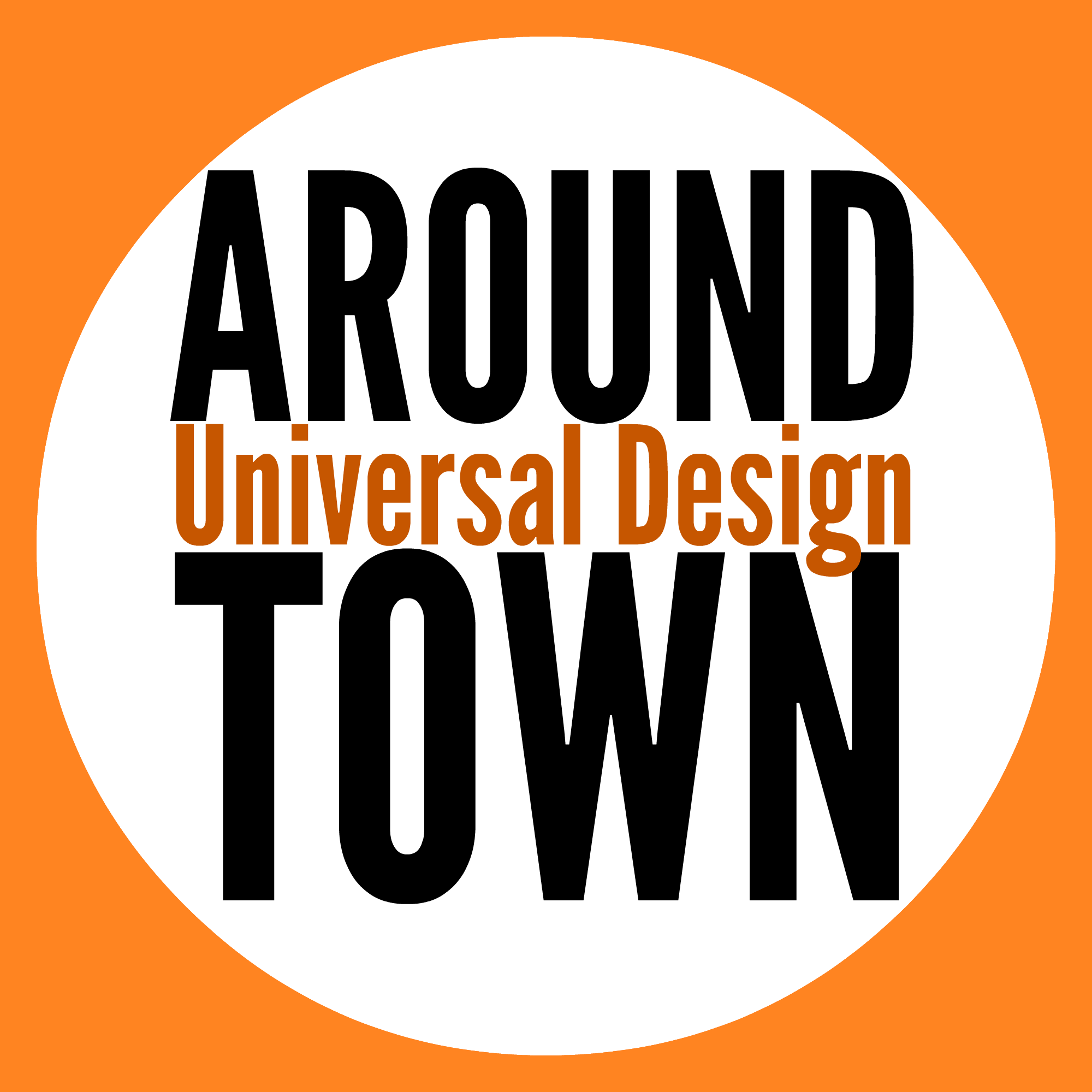 Around Town logo