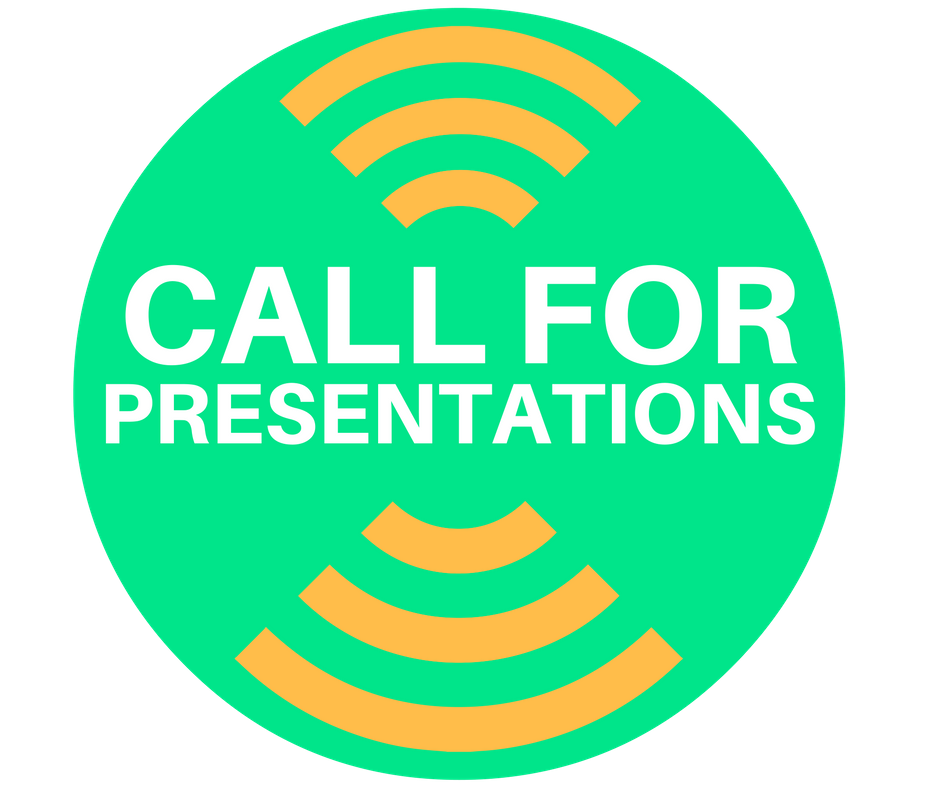 Call for Proposals graphic image. If this doesn't link to the Google Drive, Click the text link above.