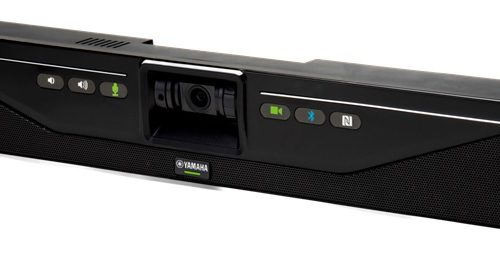 Yamaha CS-700 video conferencing and collaboration system
